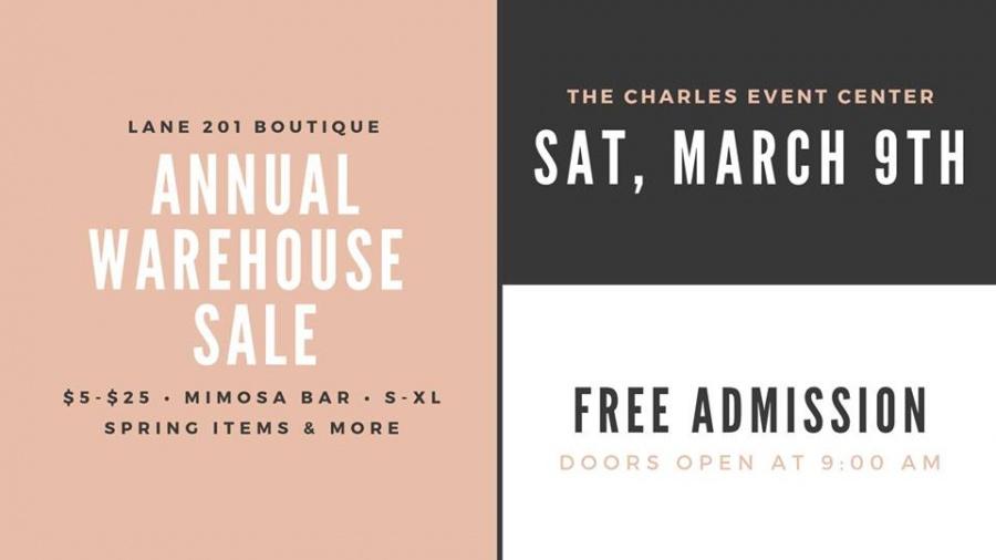 b3c8ce2c336b Louise Christine Bridal Boutique Sample Sale -- Sample sale